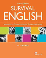New Edition Survival English: Level 2 : Student's Book with Audio CD - Peter Viney