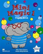 Mini Magic : Big Book Level 1 - Pilar Perez Esteve
