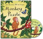 Monkey Puzzle - Julia Donaldson