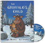Gruffalo's Child : Comes with CD - Julia Donaldson