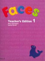 Faces 1 Teach EDN Pk - tbc