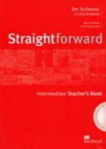 Straightforward Intermediate : Teacher's Book Pack - Jim Scrivener