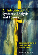 An Introduction to Syntactic Analysis and Theory - Hilda J. Koopman
