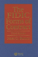 The FIDIC Forms of Contract - Nael G. Bunni