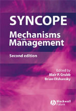 Syncope : Mechanisms and Management - Blair P. Grubb