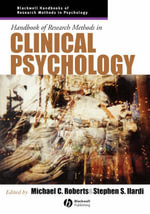 Handbook of Research Methods in Clinical Psychology : Blackwell Handbooks of Research Methods in Psychology