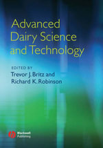 Advanced Dairy Science and Technology : Society of Dairy Technology