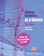 Medical Statistics at a Glance : At a Glance Medical Reference - Aviva Petrie