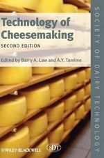 Technology of Cheesemaking : Society of Dairy Technology