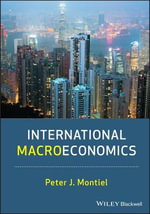International Macroeconomics - Peter J. Montiel