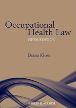 Occupational Health Law - Diana Kloss