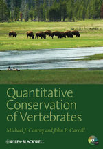 Quantitative Conservation of Vertebrates - Michael J. Conroy