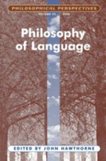 Philosophy of Language : Philosophical Perspectives