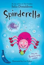 Spinderella : Blue Banana - Julia Donaldson