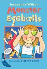 Monster Eyeballs : Blue Banana - Jacqueline Wilson