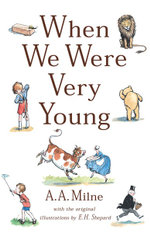 When We Were Very Young (Classic Colour Edition) - A. A. Milne