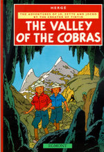 The Valley of the Cobras - Herge