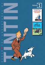 The Adventures of Tintin : Volume 1 :  Tintin in the Land of the Soviets / Tintin in the Congo - Herge
