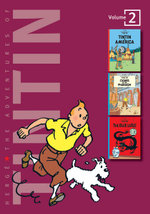 The Adventures of Tintin : Volume 2 : Tintin in America / The Cigars of the Pharaoh / The Blue Lotus - Herge