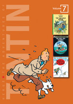 The Adventures of Tintin : Volume 7 :  The Calculus Affair / The Red Sea Sharks / Tintin in Tibet - Herge