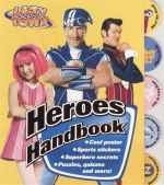 Lazy Town Heroes Handbook