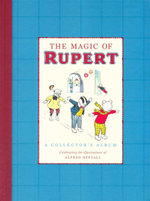 The Magic of Rupert : A Collector's Album - Album 4 - Alfred Bestall