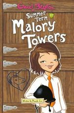 Summer Term At Malory Towers - Pamela Cox