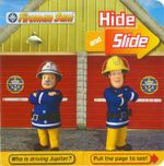 Fireman Sam Hide and Slide : Hide and Slide Book - Fireman Sam