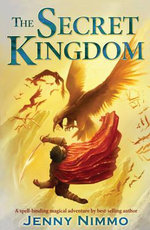 The Secret Kingdom : Chronicles of the Red King - Jenny Nimmo