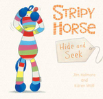 Hide and Seek : Stripy Horse - Jim Helmore