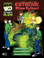 Extreme Alien Action! : Ben 10 Ultimate Alien