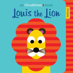 Louis the Lion : Olive&Moss   - Nina Govan