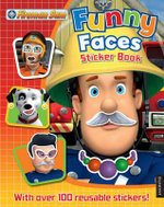 Fireman Sam Funny Faces : Funny Faces - Fireman Sam