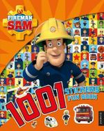 Fireman Sam 1001 Stickers Fun Book - Fireman Sam