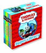 Thomas Super Library Slipcase - Thomas the Tank Engine