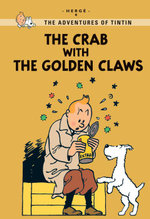 The Crab with the Golden Claws : Tintin Young Readers   - Herge