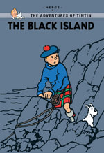 The Black Island : Tintin Young Readers   - Herge