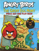 Angry Birds : The Great Egg Hunt Press Out and Play Book
