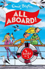 All Aboard! The Family Series Collection : The Family Series Collection - Enid Blyton