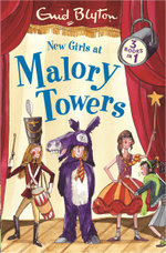 New Girls at Maalory Towers - Enid Blyton