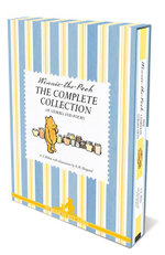 Winnie the Pooh : the Complete Collection of Stories and Poems - Milne/Shepard