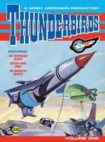Thunderbirds Comic : Volume 1 - Thunderbirds