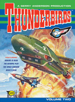 Thunderbirds Comic : Volume 2 - Thunderbirds