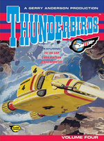 Thunderbirds Comic : Volume 4 - Thunderbirds