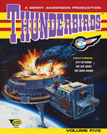 Thunderbirds Comic : Volume 5 - Thunderbirds
