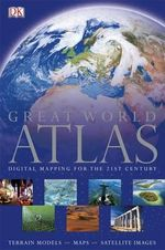 Great World Atlas (5th Edition) - DK Publishing