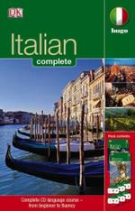 Hugo Complete Italian : Complete CD Language Course - from Beginner to Fluency - Dorling Kindersley