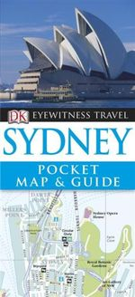 DK Eyewitness Travel Pocket Map and Guide : Sydney - DK Publishing