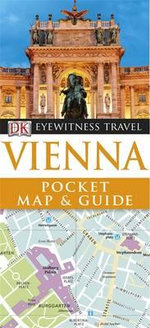 DK Eyewitness Travel Pocket Map and Guide : Vienna - DK Publishing