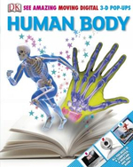 Human Body 3-D Popups : 3-D Pops